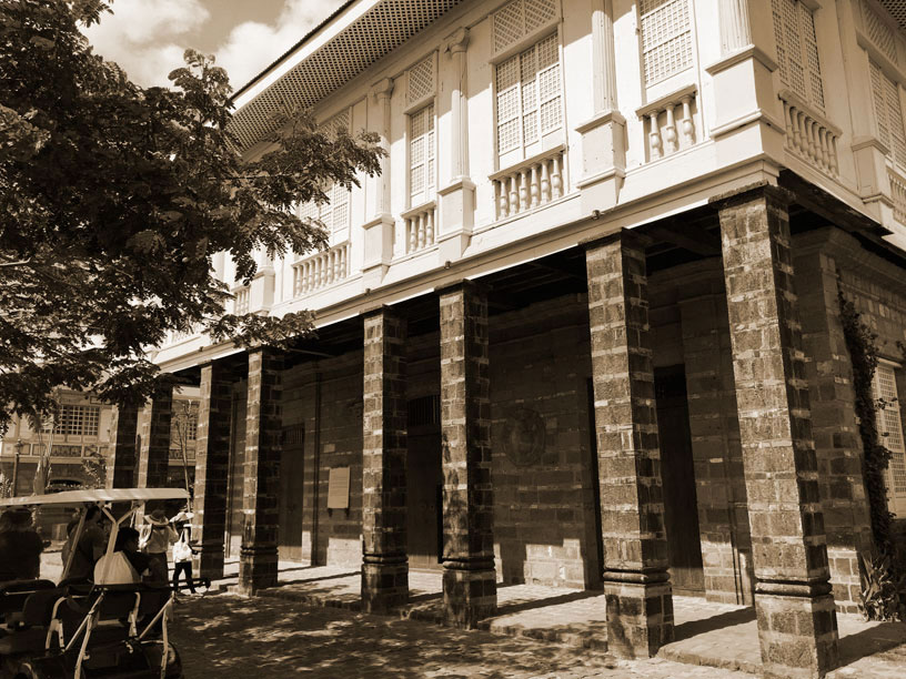 Casa Hidalgo was designed by the first Filipino architect in the Philippines. (Photo by Omar Paz)