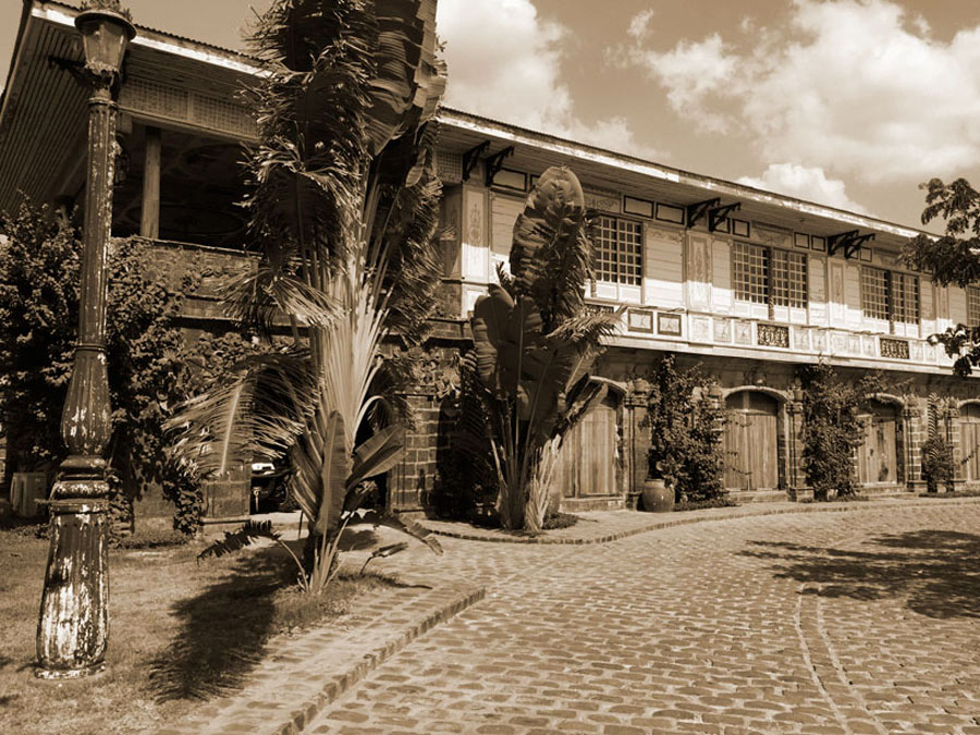 Casa Baluiag I (c.1898) was owned by the prominent Tolentino family of Baluiag, Bulacan. (Photo by Omar Paz)