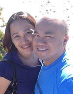 Kira and Ray Del Rosario