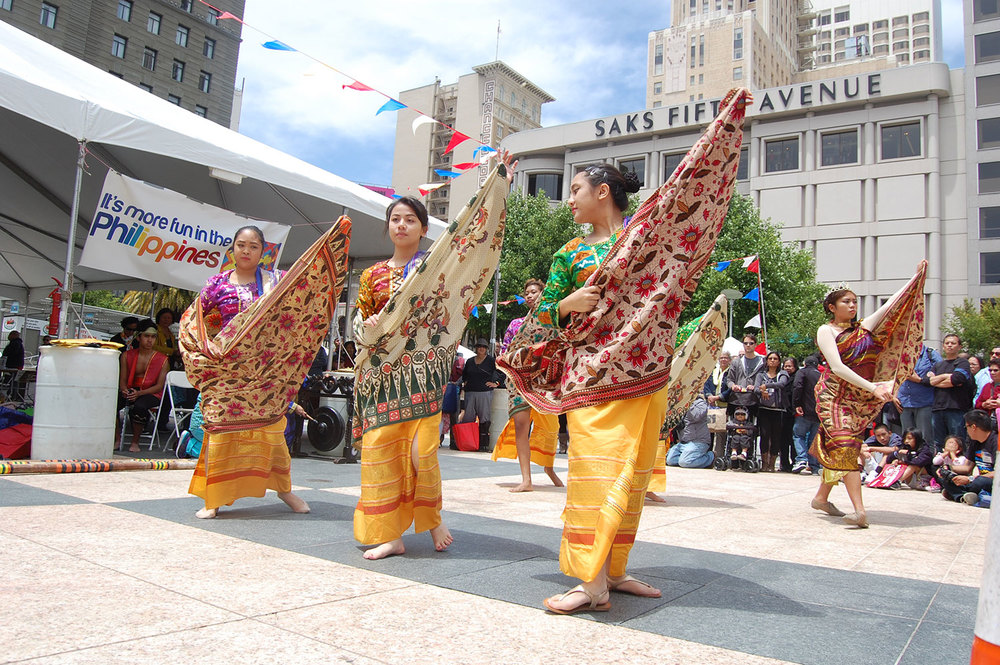 Fil-Ams celebrate Philippine Independence Day in San Francisco (Photo by Raymond Virata)