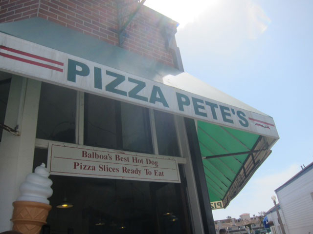 Pizza Pete's (Photo by Mona Lisa Yuchengco)