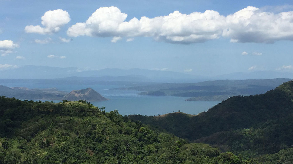Taal Volcano in Tagaytay (Photo by Omar Paz)