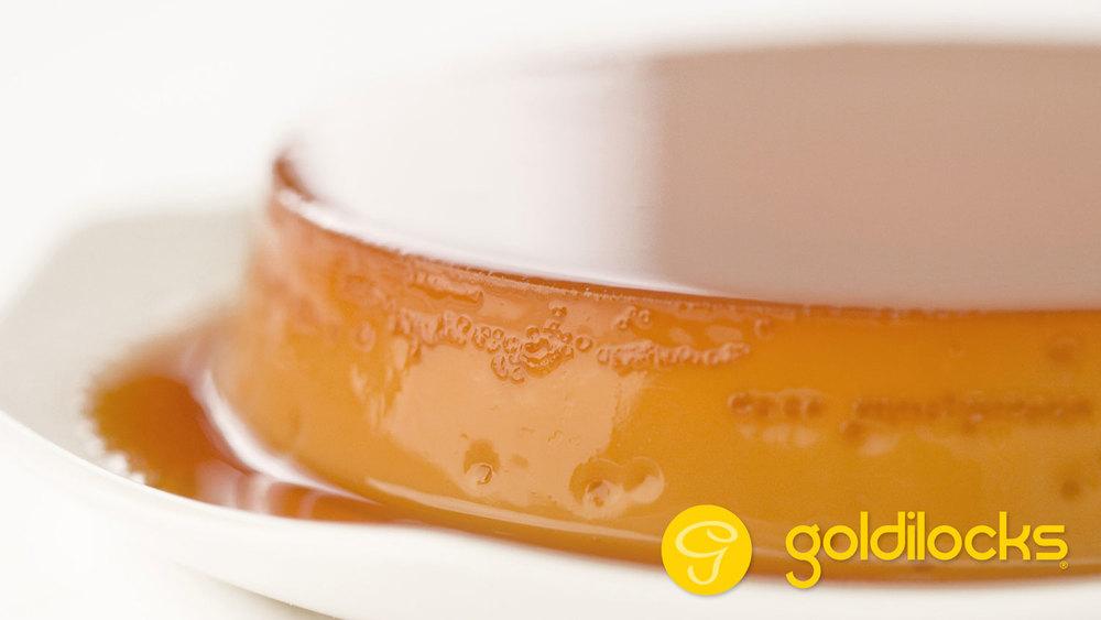 Goldilocks' Leche Flan (Photo courtesy of Goldilocks Bakeshop)
