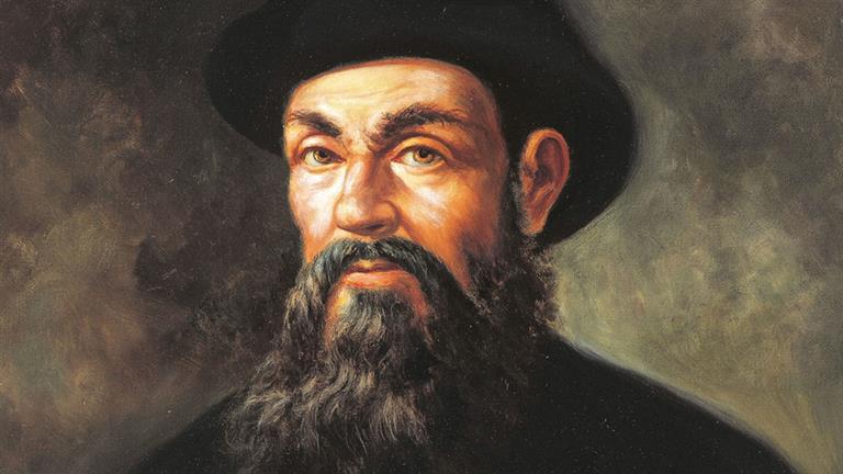 Ferdinand Magellan (Source: biography.com)