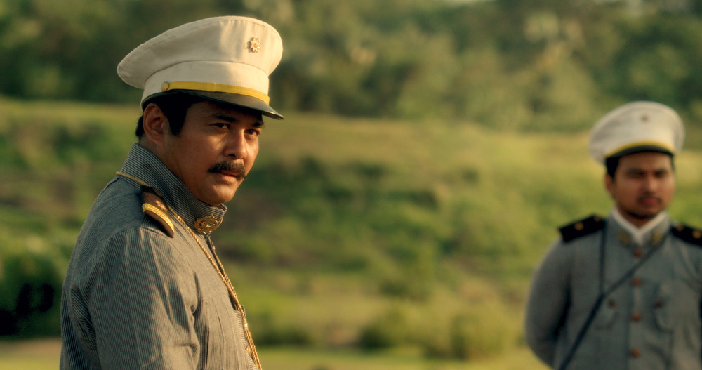 John Arcilla as General Antonio Luna