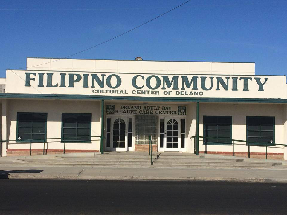 Filipino Communty Hall (Photo courtesy of Gloria Perlas Pulido)