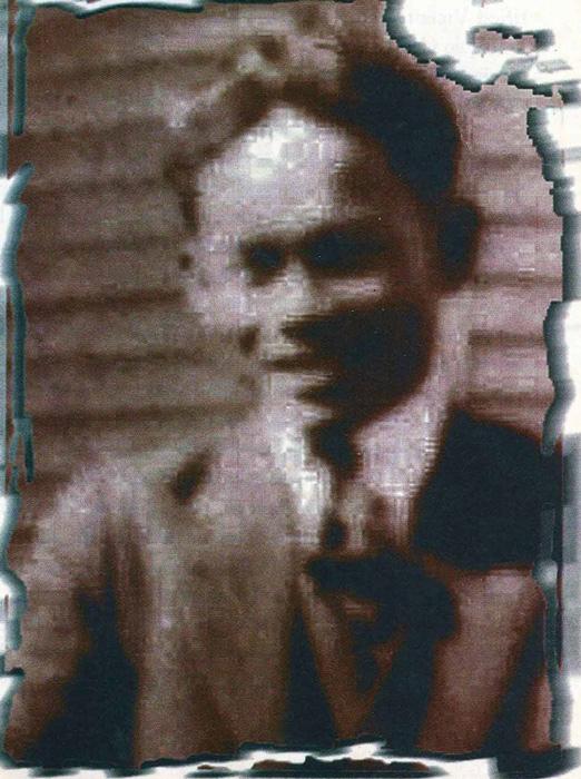 Cecilia married Ignacio Navarro in 1924 (Source: Filipinas Magazine, October 1997)