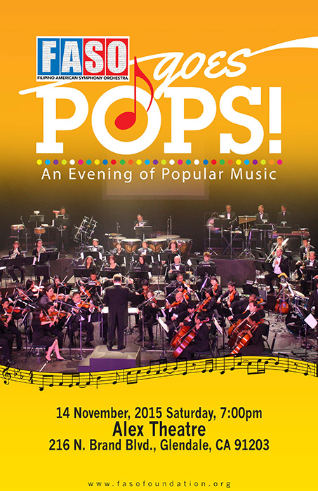 FASO Goes Pops! (Image courtesy of FASO)