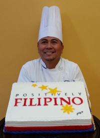 Chef Jing Palasigue