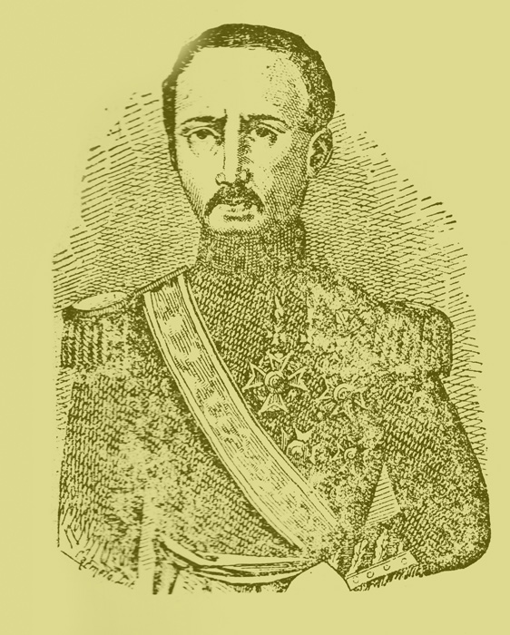 Governor General Narciso Claveria