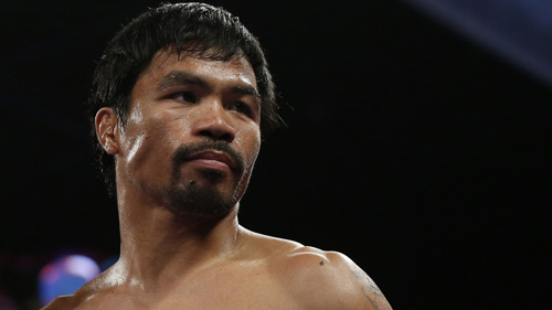 Manny Pacquiao (Source: LA Times)