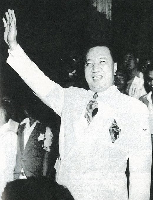 President Elpidio Quirino - 6th President of the Philippines (1948 to 1953); he pushed the Minimum Wage Act and for the increase and standardization of teachers' salaries during his term. (Source: Malacañan Palace- Facebook page)