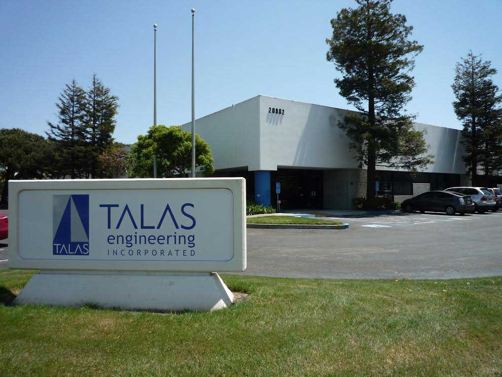 Talas Engineering, a company that analyzes accidents, founded by Dr. Elaine Serina. {Photo courtesy of Dr. Elaine Serina)