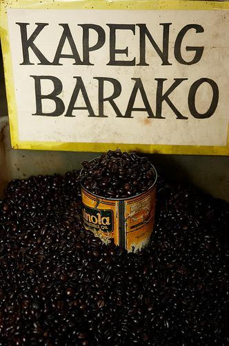 Kapeng Barako (Photo by Rene Astudillo)