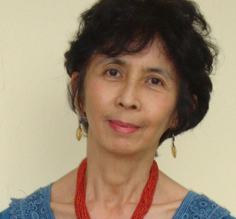 Imelda Cajipe Endaya (Photo is courtesy of Imelda Cajipe Endaya)