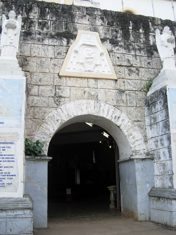 The Cuyo Fort (Photo by Gia R. Mendoza)