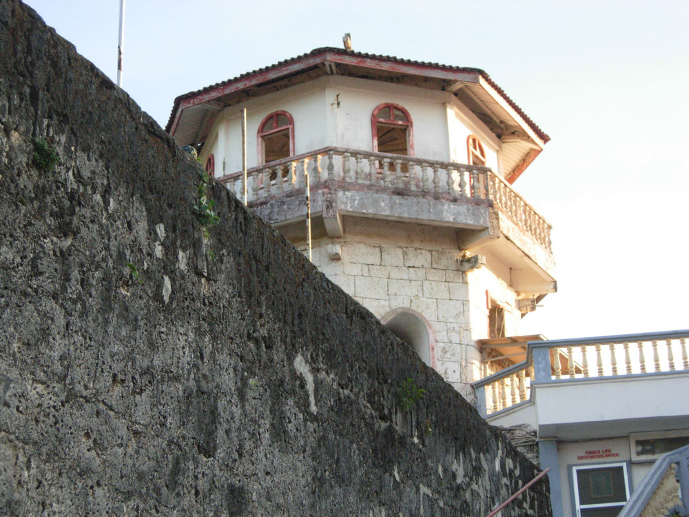 The tower at the Cuyo Fort (Photo by Gia R. Mendoza)