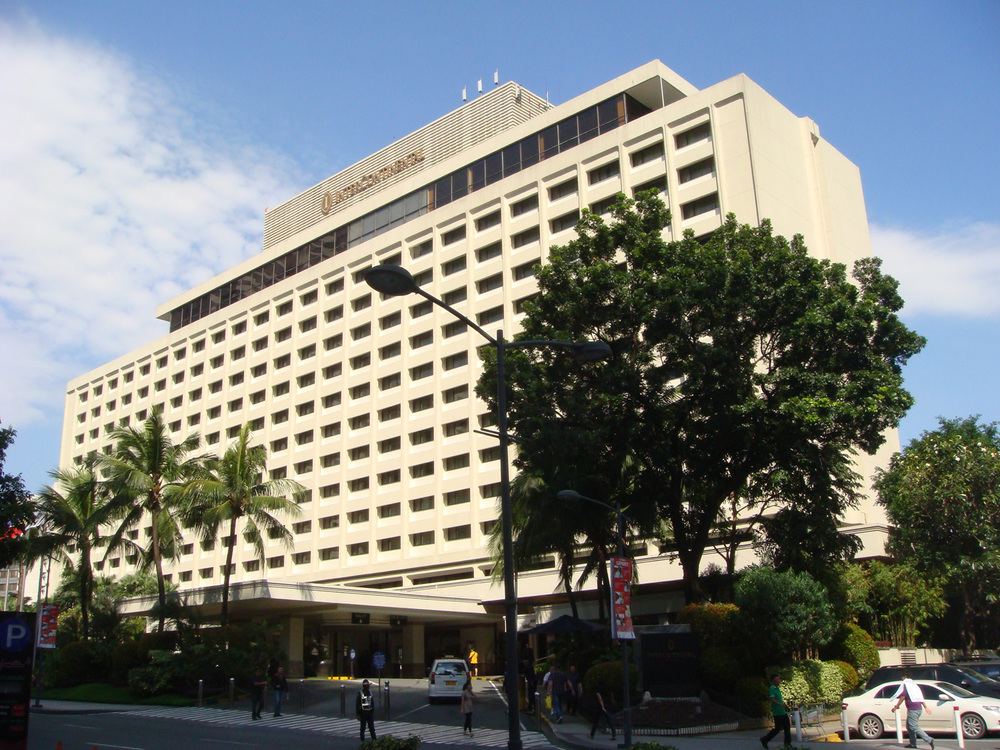 The Intercontinental Hotel, home of SRO (Source: wikipedia.org)