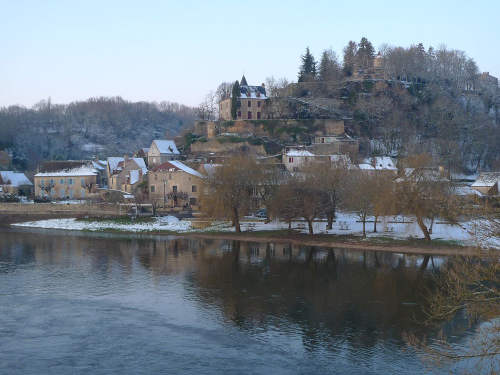 Limeuil in the winter, village beautiful in all seasons (Photo by Ofelia Gelvezon-Tequi)