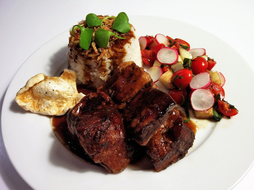 The Adobros' Pork Belly Adobo (Photo courtesy of the Adobros)