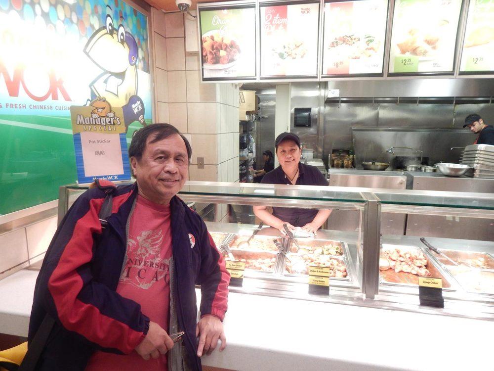 Rey E. de la Cruz and Shirley Gaffu Castro (Photo courtesy of Rey E. de la Cruz.Photo editing by Ivan Kevin Castro)