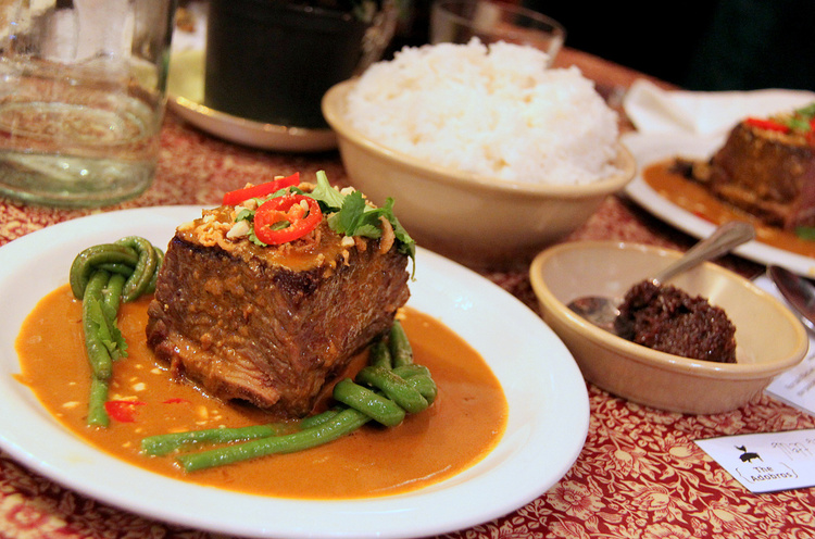 The Adobros' 48 Hour Short Rib Kare-kare (Source: theadobros.com)