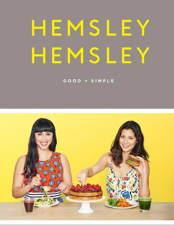 "The cookbook ""Good + Simple: Recipes to Eat Well and Thrive"" by Jasmine Hemsley and Melissa Hemsley will be sold in the USA this April."