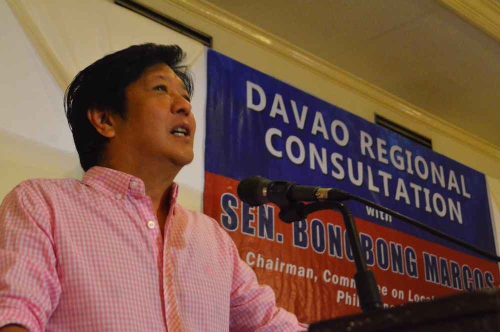 Senator Bongbong Marcos (Source: bongbongmarcos.com)