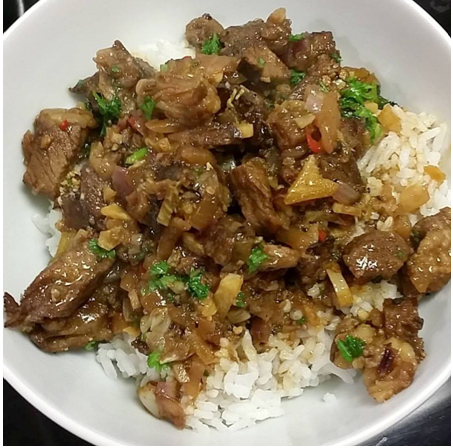 Adobo (Photo courtesy of Chef Michelle Mossige)