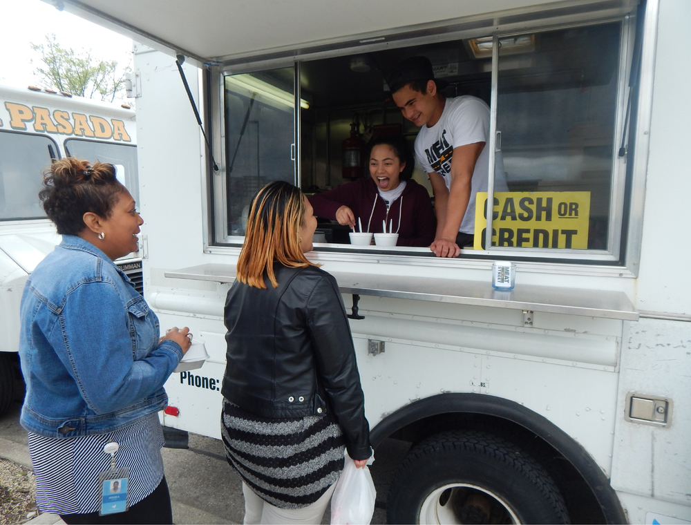 Meat on the Street is primarily a mobile Filipino restaurant. (Photo by Rey E. de la Cruz)