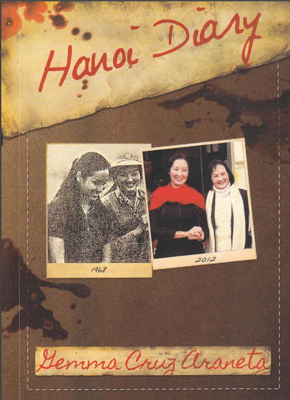 """Gemma Cruz Araneta's """"Hanoi Diary"""""""