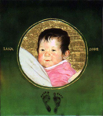 Lana (daughter) (2002)