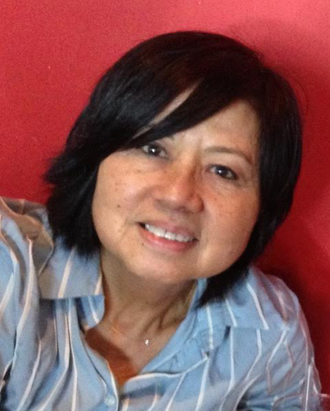 The author Mila De Guzman