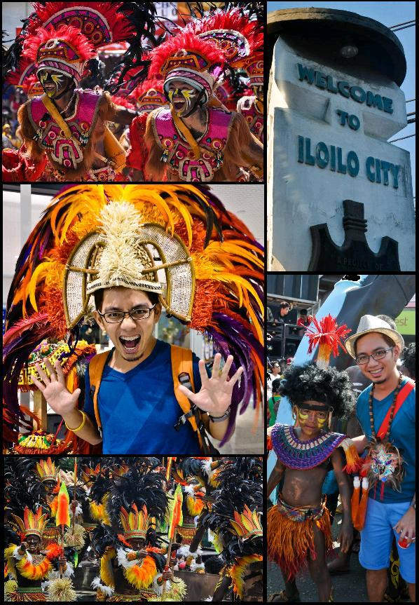 The Dinagyang (Photo courtesy of Justin Queyquep)