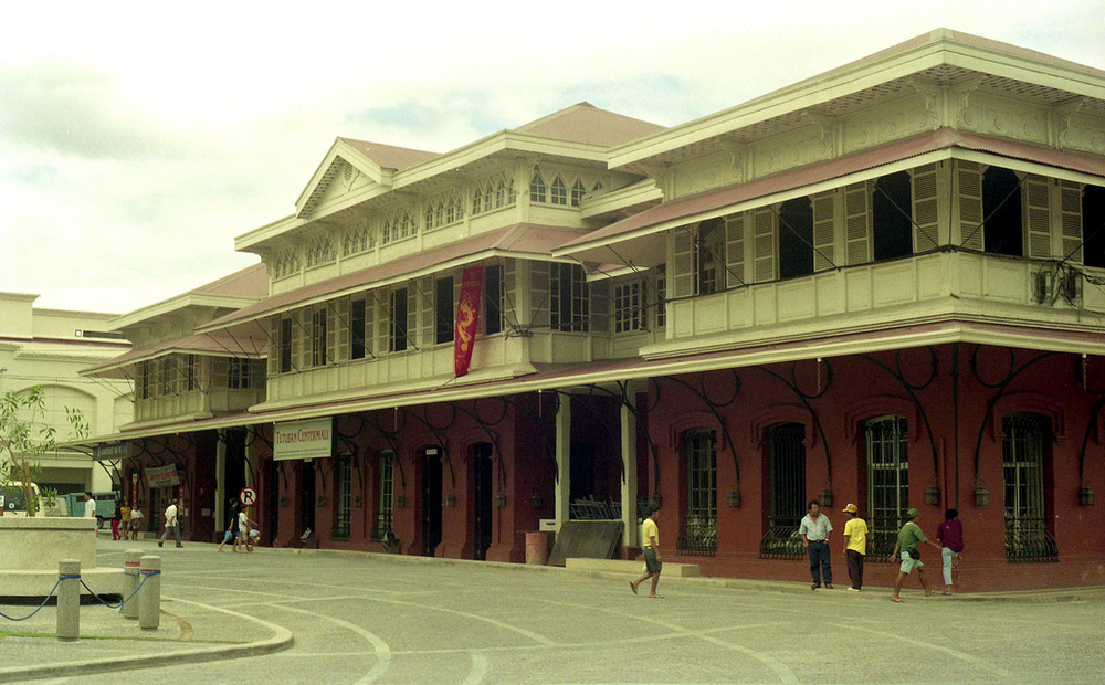 The Tutuban Centermall (Source; Wikimedia Commons)