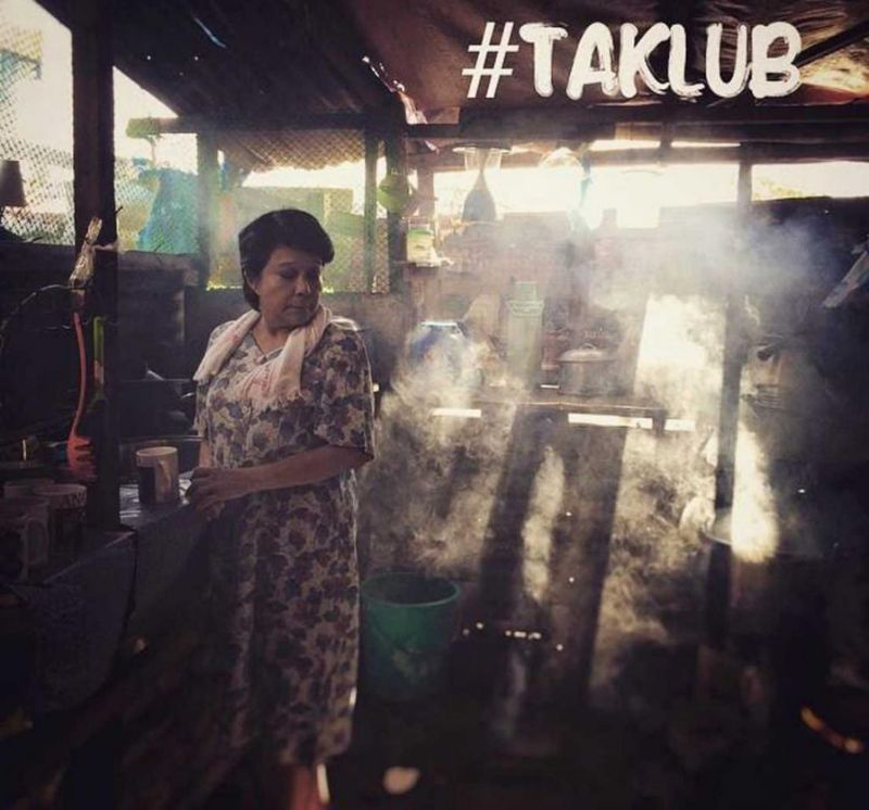 "Nora Aunor stars in ""Taklub"" as a mother in Leyte searching for her children in the aftermath of Typhoon Haiyan."