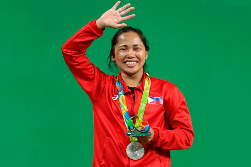 Hidilyn Diaz (Source: Reuters)
