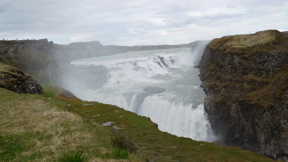 Gullfoss, the largest waterfall in Europe (Photo by Gia R. Mendoza)