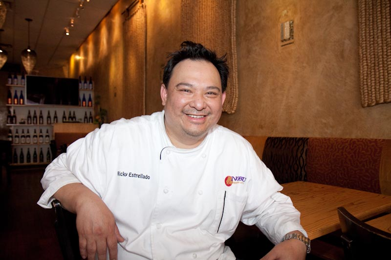 Chef Rickey Estrellado (Source: www.thechefsconnection.com)