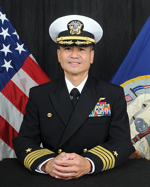 Captain Ronald Ravelo