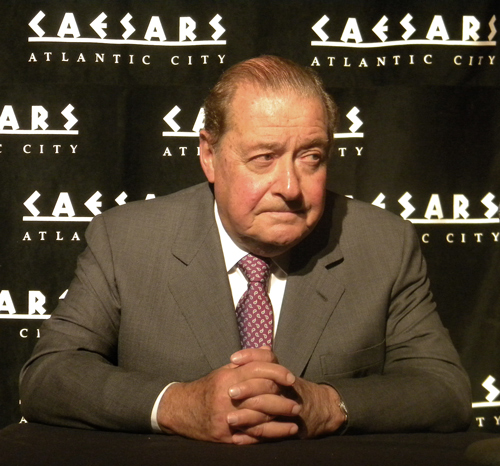 Bob Arum (Source: wikipedia)