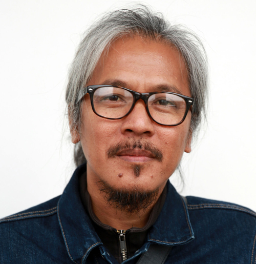 Director Lav Diaz (Source: Getty Images)