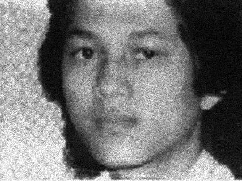 The photo shows Archimedes Trajano, a student of Mapua Institute of Technology who unfortunately met his end in the hands of Imee Marcos' henchmen.
