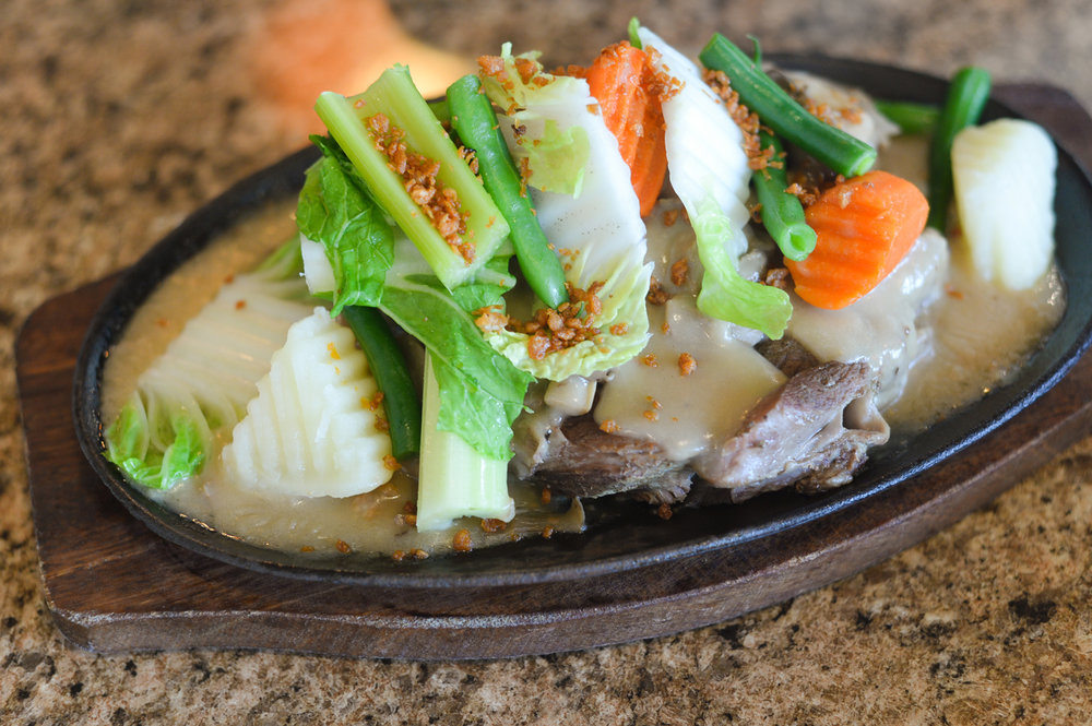 Sizzling Bulalo Steak (Photo by Sunantha Mendoza-Quibilan)