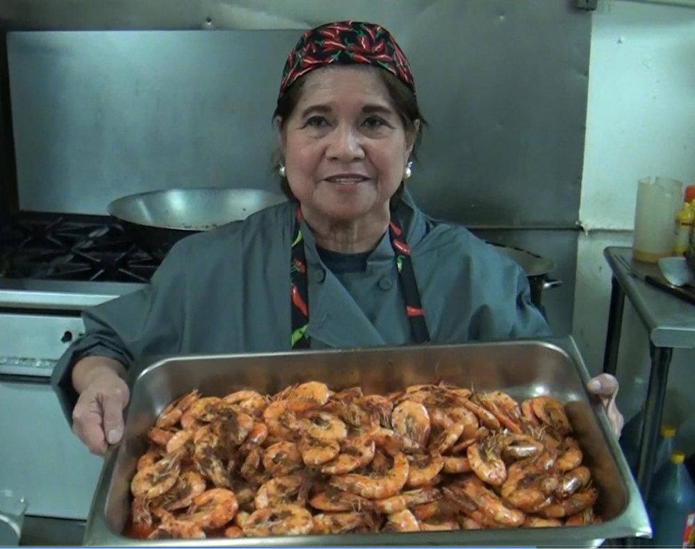 Millet Bagcus creates culinary masterpieces destined to delight the Filipino soul. (Photo by Ivan Kevin Castro)