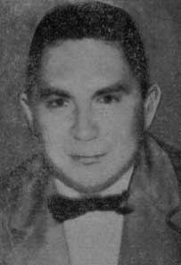 "The only known photograph of hijacker Francisco de Paula Gonzales. That is not a typo (""de Paula,"" like ""de Maria"" for example, is a fairly common, mixed first-name given to some males as an added source of divine protection, in the unique Catholic-Iberian manner--just as ordained Catholic nuns also take on the names of male saints for added guidance and protection when they take their vows.)"