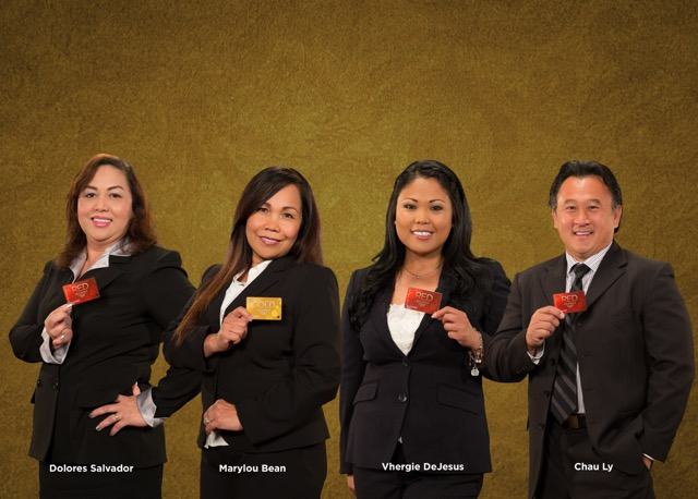 Pechanga Resort & Casino's Filipino Host Team