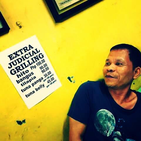 Extra Judicial Grilling (Source: facebook.com)