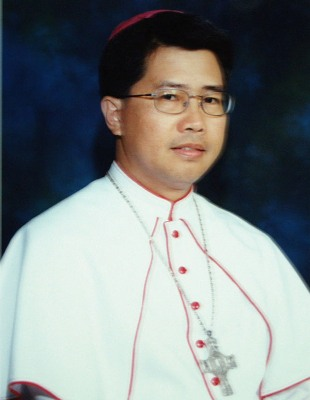 + JOEL Z. BAYLON, D. D. Bishop of Legazpi and the Clergy, Religious and Lay Leaders of the Diocese of Legazpi