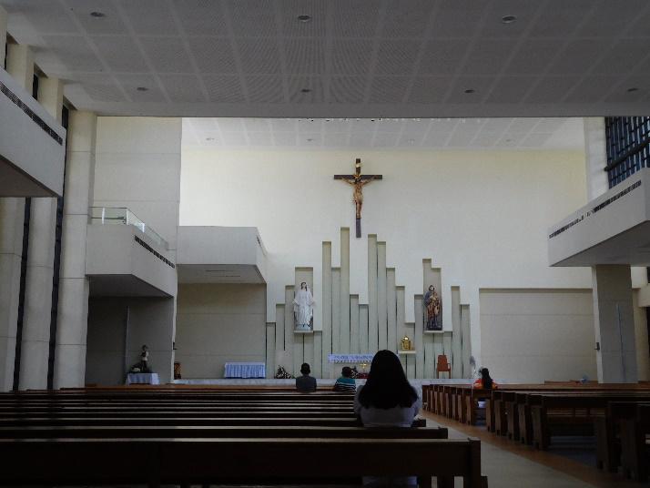 The Church of San Pedro Calungsod (Photo by Gia Mendoza)